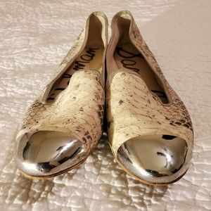 Sam Edelman Shoes - Sam Edelman  Aster Cap Toe Flats